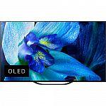 "Sony 4K TV's: 65"" XBR-65A8G OLED $1898, XBR-65Z9F $1599, 75"" XBR-75Z9F $2299"