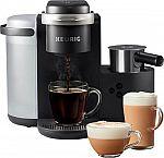 Keurig K-Cafe Coffee Maker and Espresso Machine $100 (Org $200)