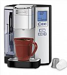Cuisinart Premium Single Serve Coffee Maker + $30 Target Gift Card $100