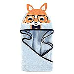 Hudson Baby Unisex Baby Animal Face Hooded Towel $4.67 (Org $14)