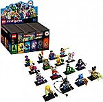 LEGO Minifigures DC Super Heroes Series 71026 Collectible Set, New 2020 $3.44