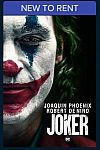 Joker (Digital 4K UHD - Rental) $3 (orig. $5.99)