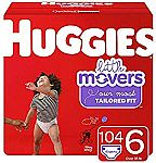 Amazon Diaper Promotion - Buy 2, Save $10 (Pampers, Huggies, HONEST & More)