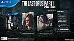 The Last of Us Part II Special Edition, Sony, Playstation 4 $59.99 (Save $20)