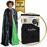 Harry Potter Invisibility Cloak with Exclusive Gift Box Package $15