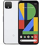 64GB Unlocked Google Pixel 4 XL Clear White $613 and more