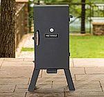 "Masterbuilt MB20070210 MES 35B Electric Smoker, 30"" Black (Newer Version) $110.50"