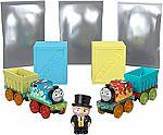 10-pc Thomas & Friends MINIS Fizz 'n Go Mega Pack w/ 5 Surprises $6
