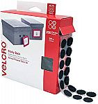 """VELCRO Brand - 5/8-in coins 15-pk $0.99, 3/4"""" Coins, Pack of 200 $6 & More"""