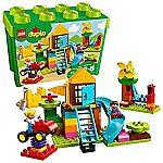 LEGO DUPLO Large Playground Brick Box 10864 $30 (Org $50)