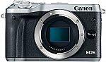Canon EOS M6 Camera Body $299
