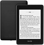 Kindle Paperwhite – Now Waterproof with 2x the Storage $85 (or $72 + $20 eBook Credit - YMMV)