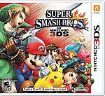 Super Smash Bros. (Nintendo 3DS) $20 (Org $40)