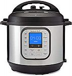 Instant Pot 6-Quart Duo Nova 7-in-1 Programmable Pressure Cooker $56 or Less