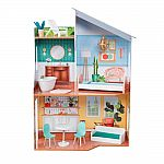 KidKraft Emily Dollhouse w/ 10 Accessories $44.29 and more