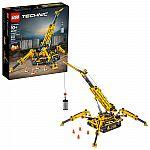 LEGO Technic Compact Crawler Crane (42097) $80