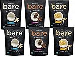 6-count 1.4 oz Bare Baked Crunchy Coconut Chips $5.13