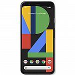 Google Pixel 4 64GB Unlocked Phone + $200 Best Buy GC $699