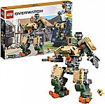 Lego Overwatch 75974 Bastion Building Kit (602 Pieces) $33