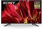 """Sony 4K Z9 Bravia TV's: 65"""" XBR-65Z9F $1449, 75"""" XBR-75Z9F $1999"""