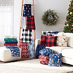 Kohls Cardholders: The Big One Supersoft Plush Throw $7.11 + Free Shipping