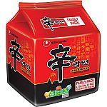 12-Pack Nongshim Shin Ramyun Gourmet Spicy Noodle Soup, 4.2 oz $10 (YMMV)