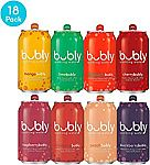 18-ct bubly Sparkling Water, Berry Bliss Sampler 12 oz $5.61