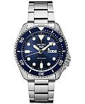 Seiko Men's Automatic 5 Sports Stainless Steel Bracelet Watch 42.5mm $199.12