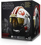Star Wars The Black Series Luke Skywalker Battle Simulation Helmet $67