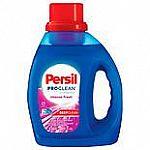 40Oz Persil ProClean Liquid Laundry Detergent $3
