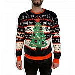 GameStop - Holiday Sweaters (Star Wars or Super Mario or Playstation) $4 with store pickup
