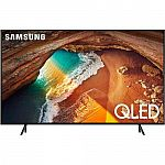 "65"" Samsung Q60 QLED Smart 4K UHD TV + 2yr Extended Warranty $898"