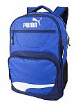 "19"" Puma Squad Backpack $17.50 and more"