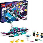 404-Piece LEGO: The Movie 2 WYLD Mayhem Star Fighter Spaceship Building Set $32