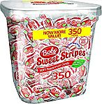 350-ct Bob's Sweet Stripes Soft Peppermint Candy $7.37