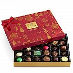 Godiva Assorted Chocolate Holiday Gift Box $30 (50% Off) & More + Free Shipping on $15 Purchase.