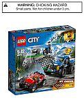 LEGO City Dirt Road Pursuit 60172 $9.93 (75% Off) & More