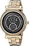 Michael Kors Touchscreen Smartwatch $150 (Org $350)