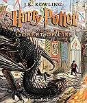 Harry Potter and the Goblet of Fire: The Illustrated Edition (Hardcover Book) $17.75