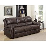 Charles Manual Dual Reclining Sofa by Home Meridian $599 Shipped