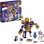 LEGO THE LEGO MOVIE 2 Systar Party Crew 70848 $12 (org $20)