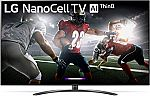 "LG TV's: 75"" 75SM9070PUA 4K HDR Smart TV $1499, 86"" LG 86SM9070PUA $2499"