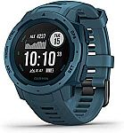 Garmin Instinct Rugged Outdoor Watch with GPS, Heart Rate & Compass $199.99