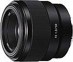 Sony FE 50mm F1.8 Standard Lens $142 + $7 shipping