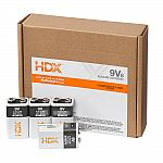60-Pack HDX Alkaline Battery AA $11.80