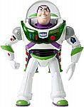 "Disney Pixar Toy Story Blast-Off Buzz Lightyear Figure 7"" (Lights/Sounds) $10"
