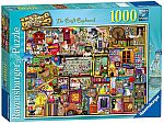 1000-Pc Ravensburger The Craft Cupboard Jigsaw Puzzle $7.07