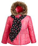 (Today Only) Macys Flash Sale Up to Extra 75% Off: S Rothschild & CO Big Girls Hooded Jacket $15.39 (Org $85), Free People Cardigan Sweater $44.40 & More