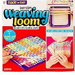 Amazon arts & crafts gifts and kits Sale: Made By Me Weaving Loom $4, and more