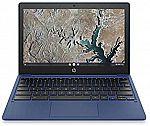HP Chromebook 11-inch Touchscreen Laptop (MediaTek MT8183, 4GB, 32GB) $229